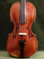 Fine Old English Violin By Richard Duke Circa 1770-2
