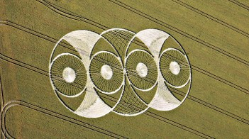 WWood Lockeridge owls crop circle