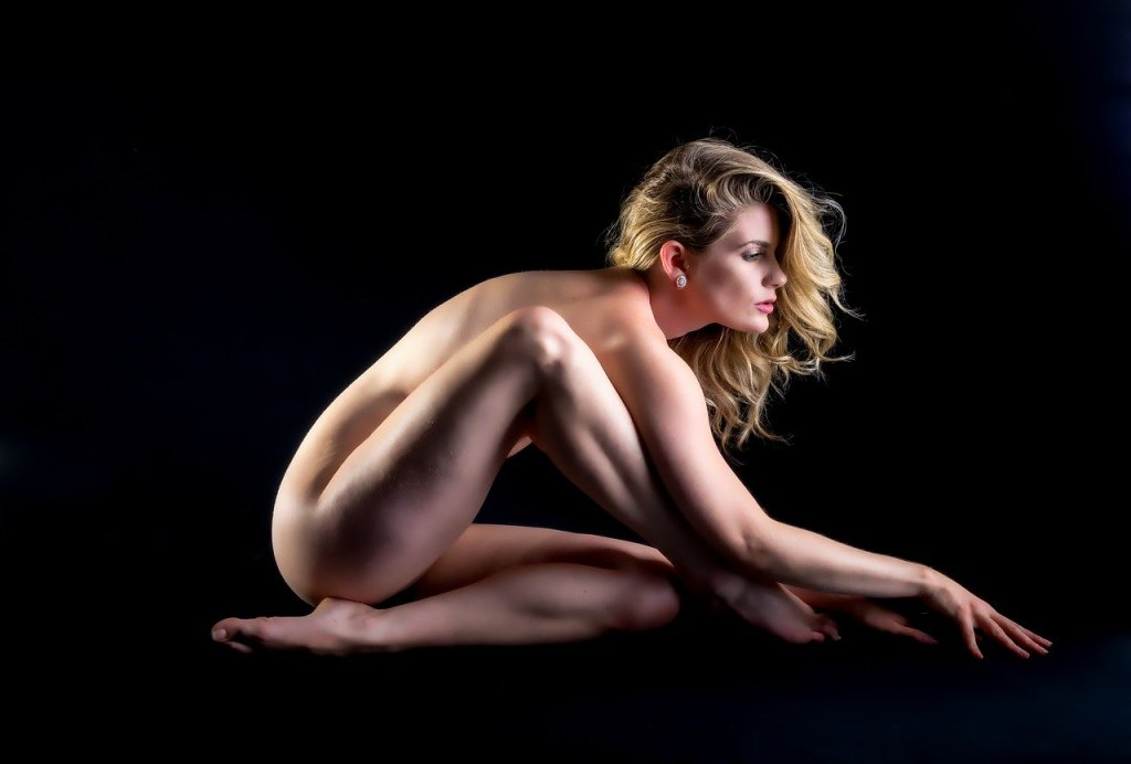 model, woman, sexy