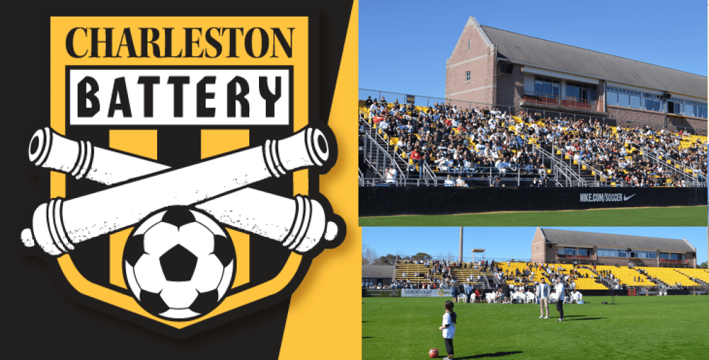 Charleston Battery anuncia el calendario de pretemporada
