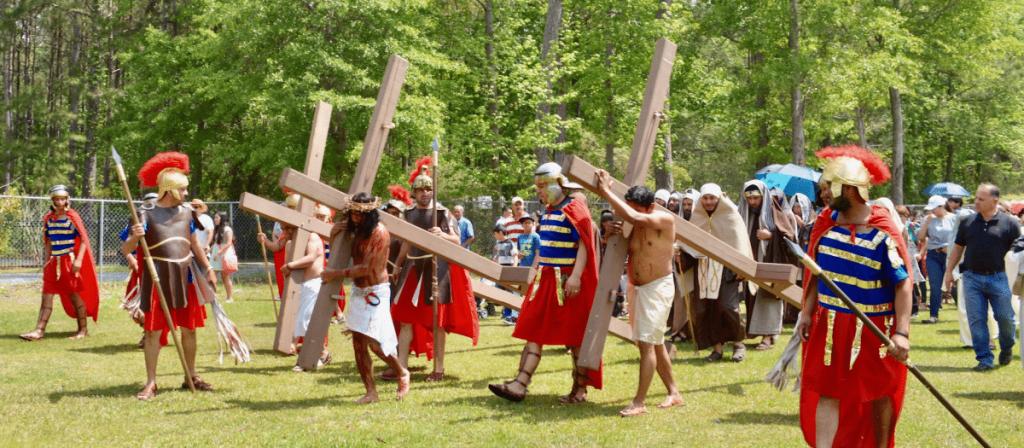 Inician celebraciones de Semana Santa