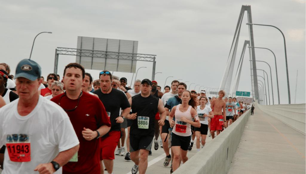 Cooper River Bridge Run el próximo 7 de abril