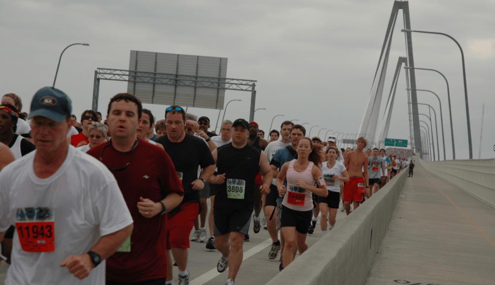 Cooper River Bridge Run, el 6 de Abril