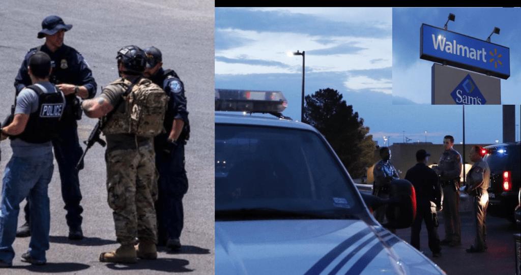 """Tras la matanza que dejó 20 muertos y 26 heridos en El Paso, el Sheriff  escribió, """"este hombre blanco llegó para matar hispanos. La nación debería estar indignada""""."""