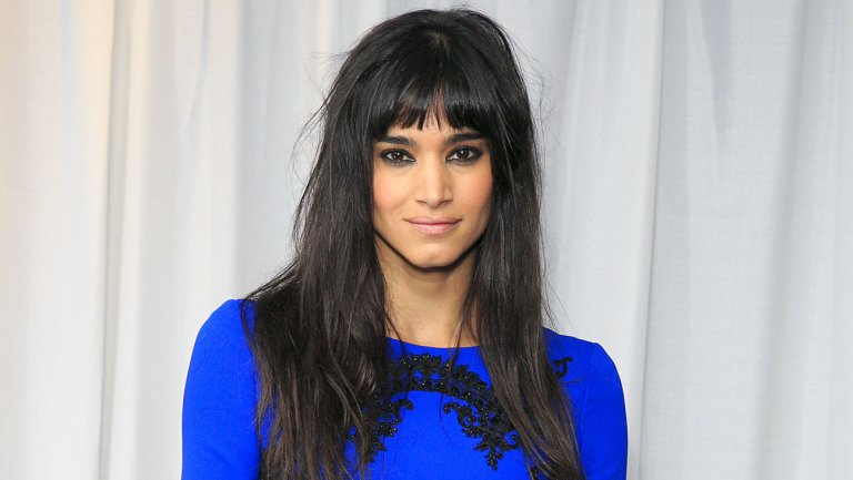 Sofia Boutella; New Kind of Actress & Mummy!