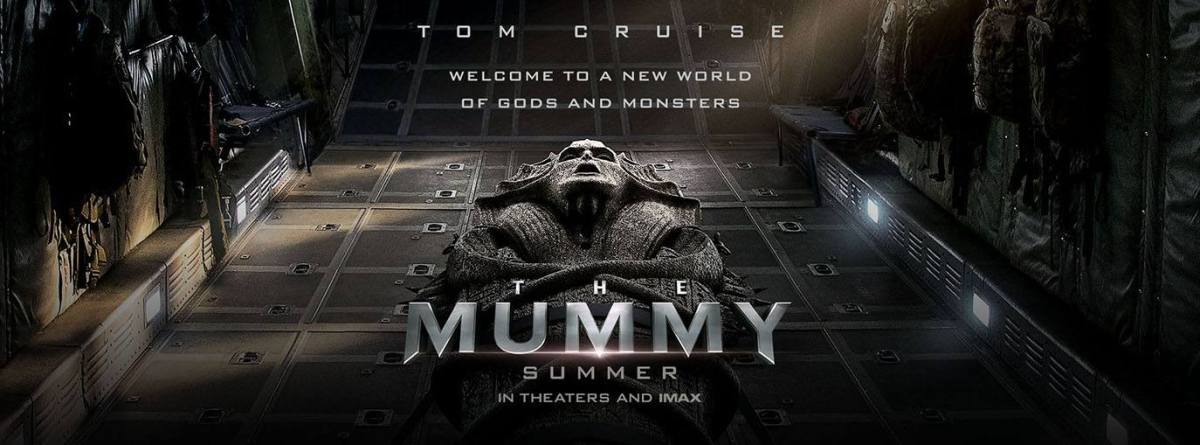 "Will Universal's ""The Mummy"" Be Given The IMAX 3D Treatment?"
