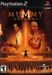 The Mummy video games