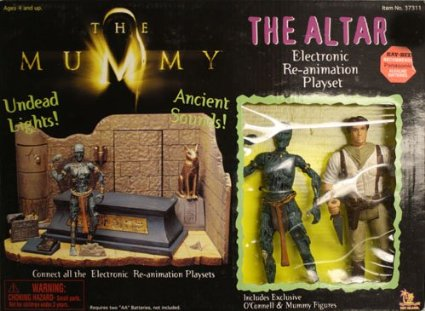 Mummy Toy Island
