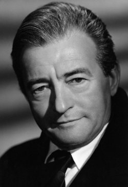 ca. 1940s --- Actor Claude Rains --- Image by © John Springer Collection/CORBIS