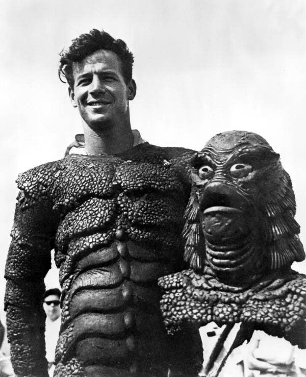 who played the creature from the black lagoon
