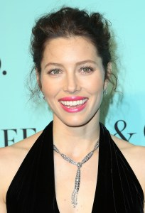 NEW YORK, NY - APRIL 10: Actress Jessica Biel attends the 2014 Tiffany's Blue Book Gala at the Guggenheim Museum on April 10, 2014 in New York City. (Photo by Monica Schipper/FilmMagic)