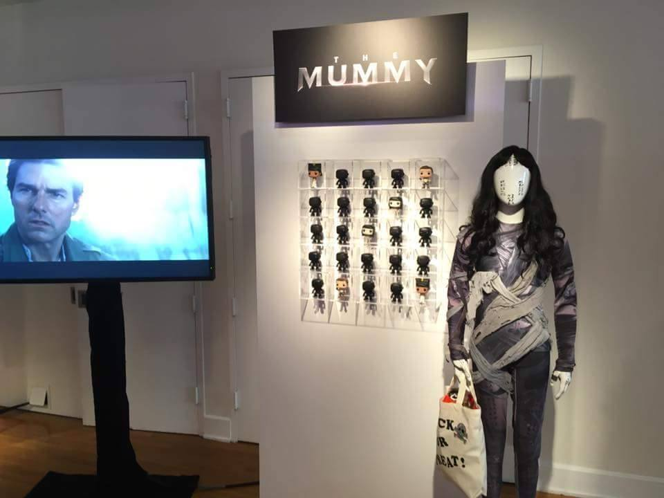 The Mummy Arises As New Merchandise Debuts At B/HI Universal Showcase!