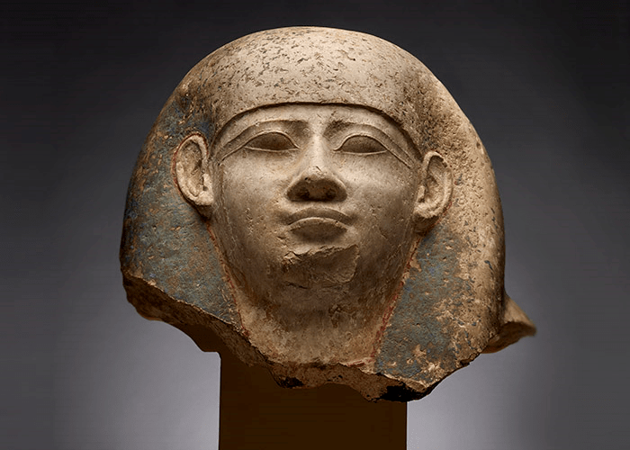 Sarcophagus of Middle Ptolemaic Egypt