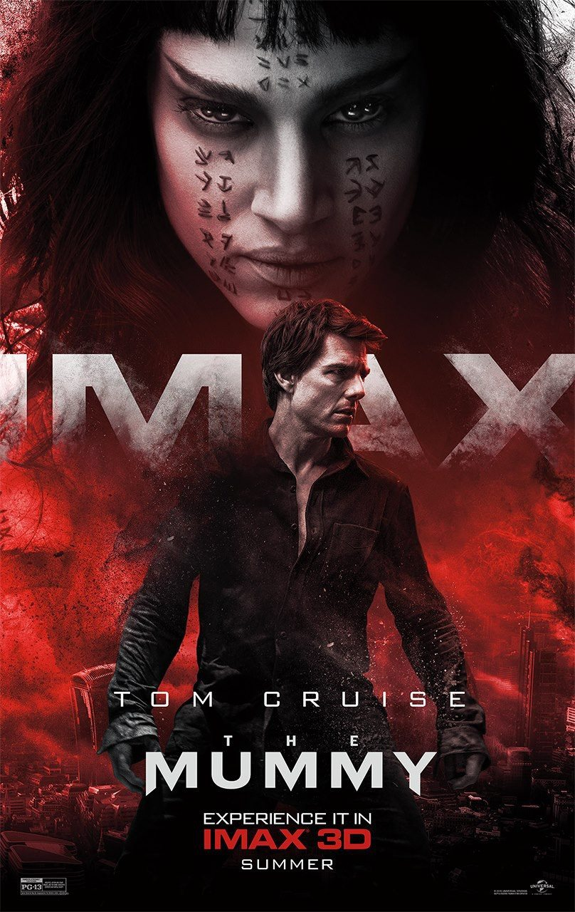 There Will Be Two Imax Posters For The Mummy Premiere