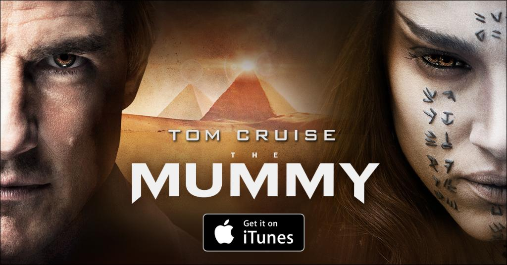 The Mummy Is Awakened on iTunes! Own It On Digital Today!
