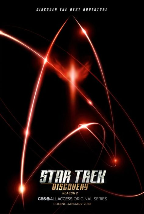 star trek discovery 2 poster