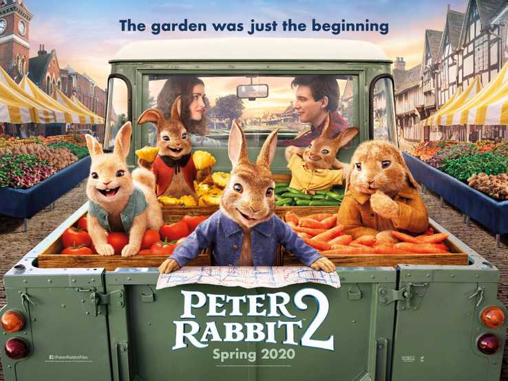 Peter Rabbit 2 banner