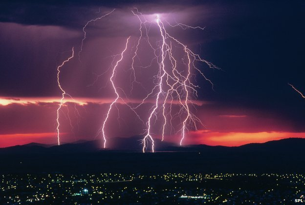 Thunderstorms appear to produce both gamma rays and X-rays