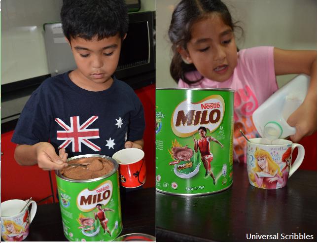 Energy Drinks for Kids