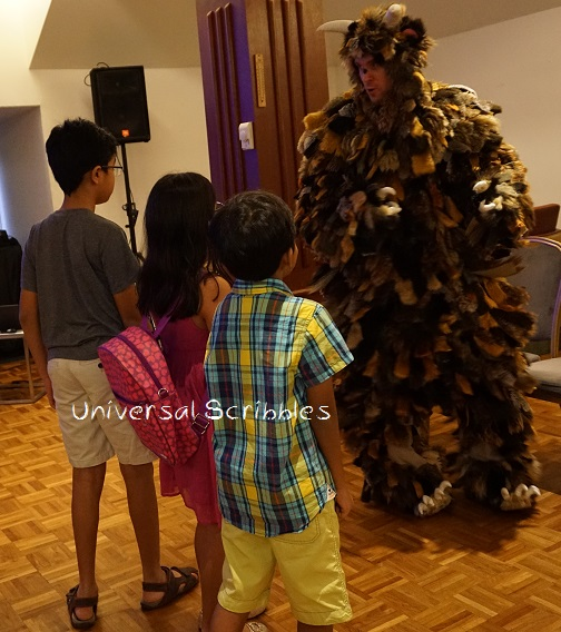 The Gruffalo KidsFest Singapore