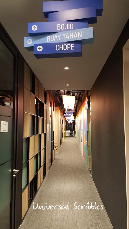 Google Singapore Office
