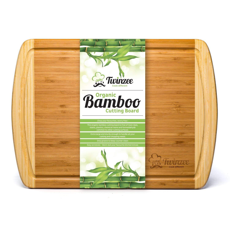 planche a decouper en bambou l