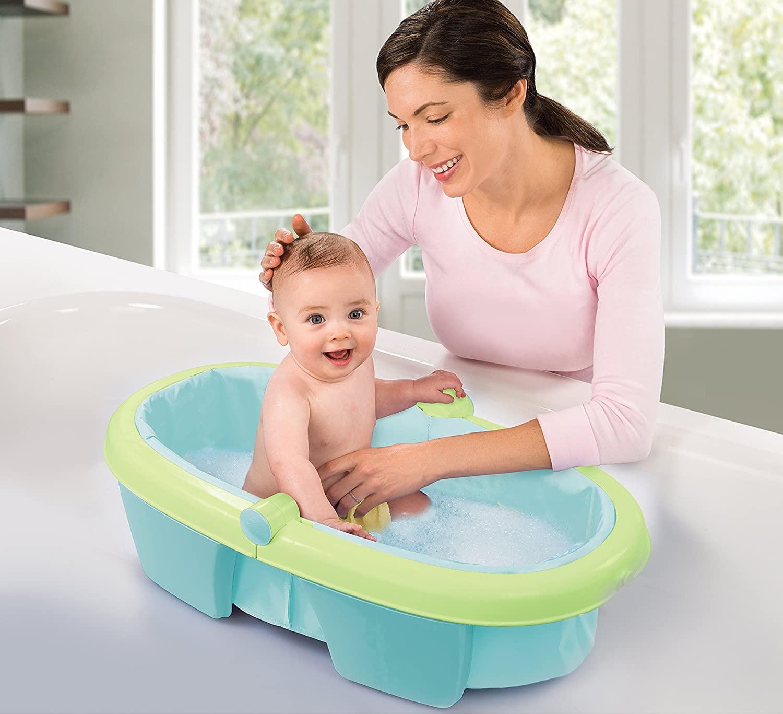 baignoire pliable pour bebe conseils