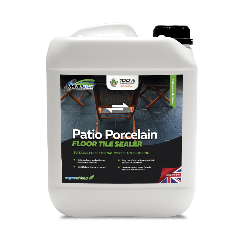 patio porcelain floor tile sealer