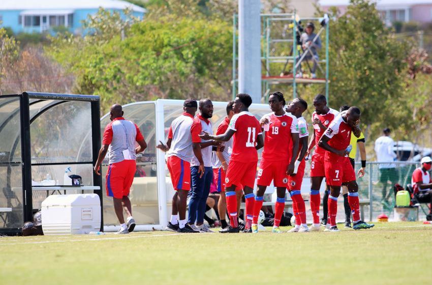 Football : Haïti étrille Les Îles Turcs & Caïcos en qualifications au Mondial 2022