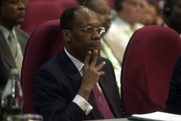Haïti :Testé positif au coronavirus, l'ancien président Jean-Bertrand Aristide a laissé le pays ce mercredi
