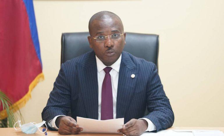 Haïti-Politique : Le Dr Claude Joseph annonce sa démission comme premier ministre