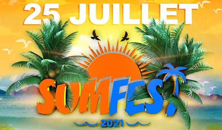 """Culture : La 5ème édition du festival """"SUMFEST"""" prévue pour le dimanche 25 juillet reportée en raison de la crise sanitaire"""