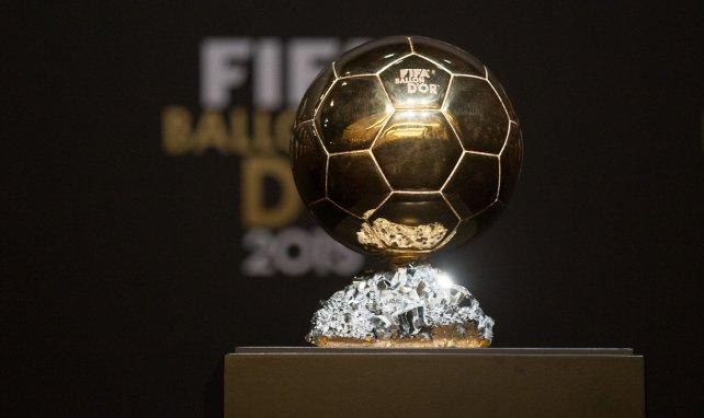 Football : Publication de la liste des 30 nommés pour le Ballon d'Or 2021