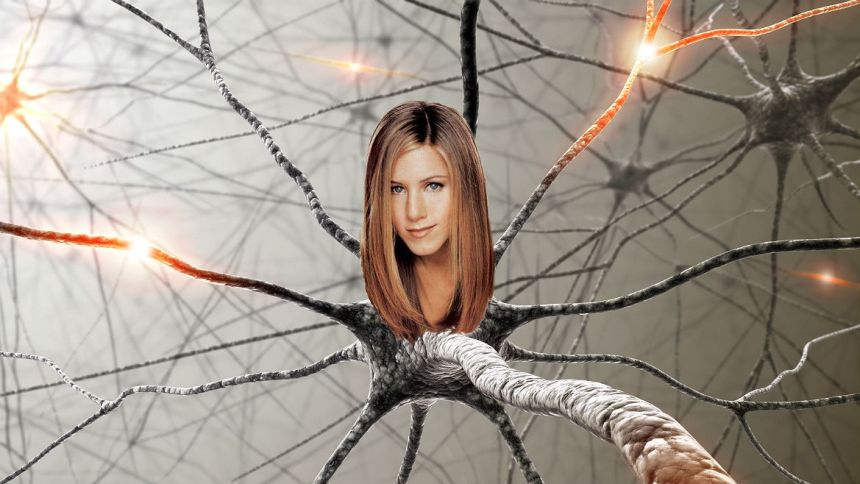 Jennifer Aniston neurons