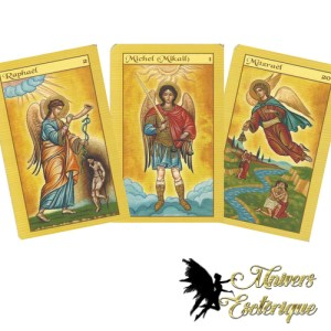 Tirage Les Cartes des Anges 3 cartes, voyance pas chère, voyance fiable