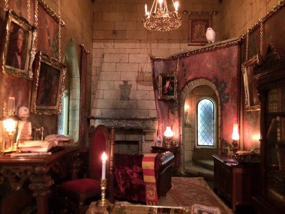 Univers Harry Les Dcors Harry Potter