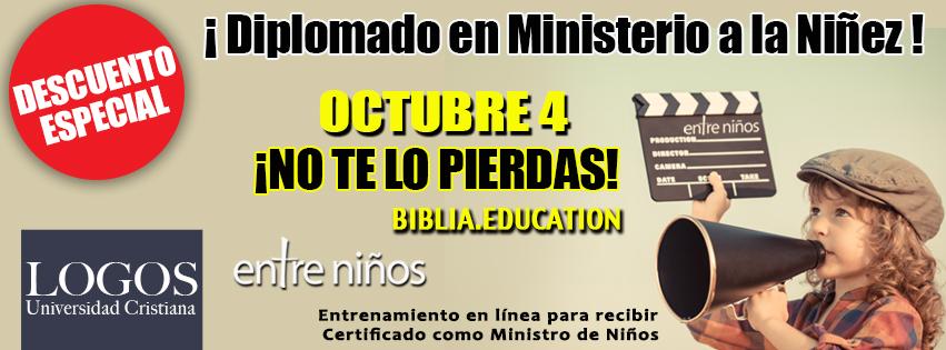 Diplomado en Ministerio a la Niñez!!