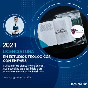 Licenciatura 2021