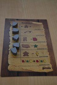 Pequeños grandes reinos-acciones