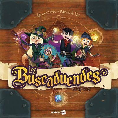a7b27bced4 Buscaduendes (reseña+aventura para jugar)  porque es maravilloso jugar a  rol con niños
