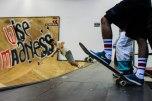 A Wise Madness é uma ONG que oferece a jovens e crianças atividades culturais, dentre elas o skate – ONG Wise Madness