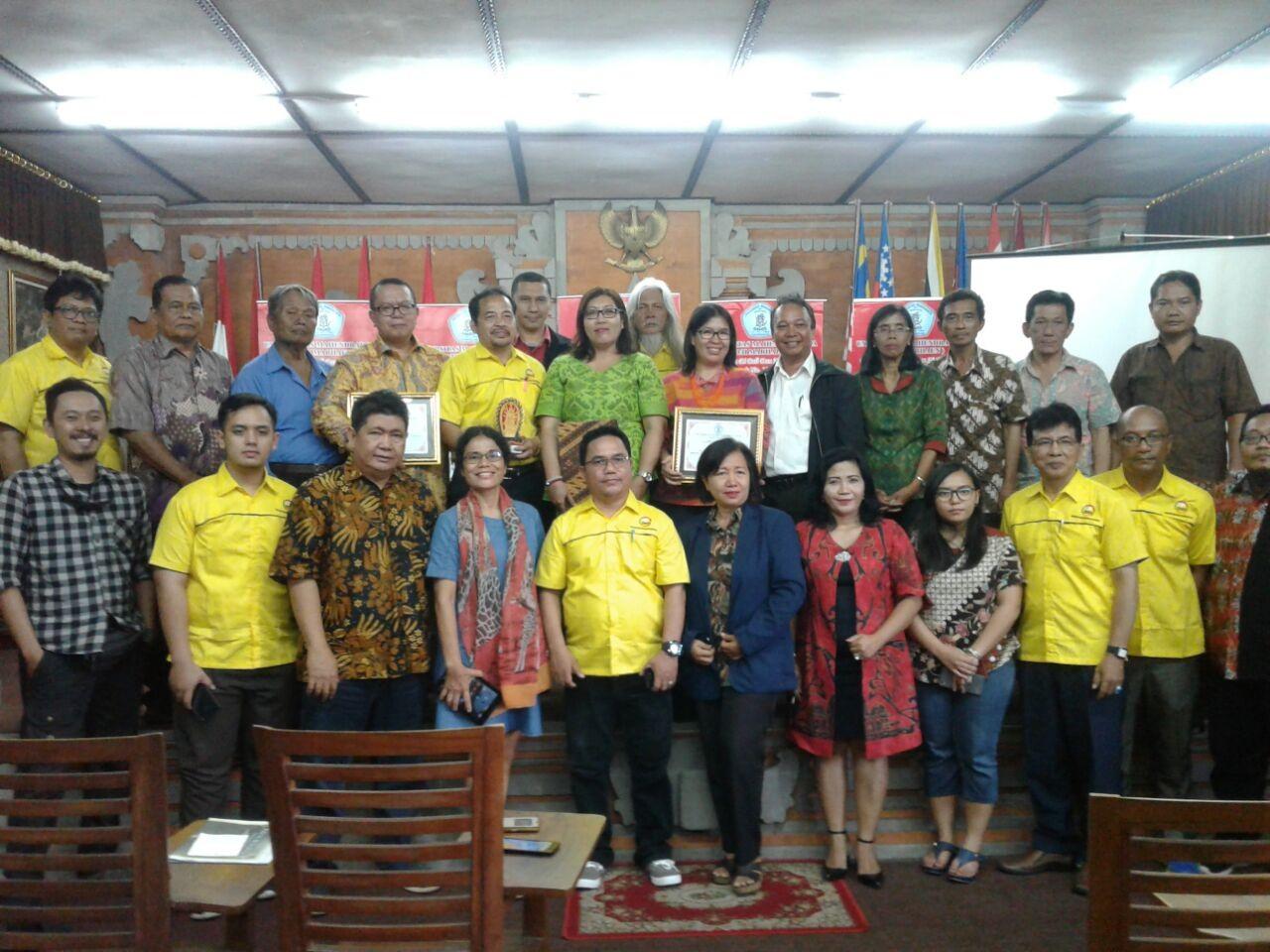 CERDAS BERSOSMED DALAM PILKADA, MELAWAN ISU SARA & HOAX BERSAMA PERSATUAN WARTAWAN KRISTEN INDONESIA