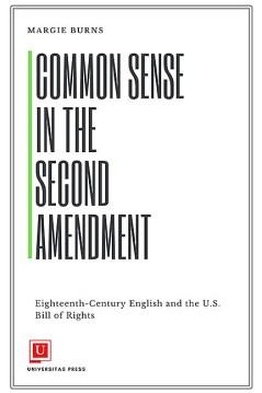 Common Sense front cover