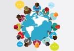 Les Femmes et filles de l'Université Emi Koussi (UNEK) pour le Volontariat des Nations Unies.