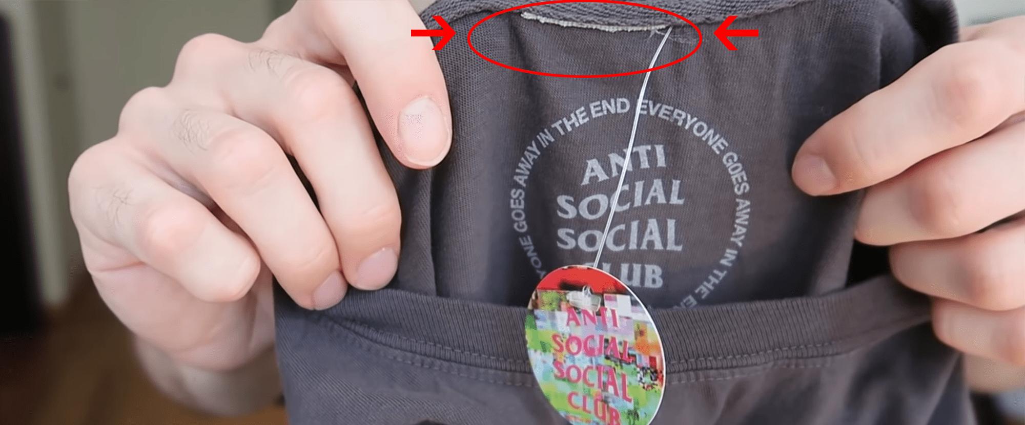 You are currently viewing Anti Social Social Club : font-ils des t-shirts de mauvaise qualité ?
