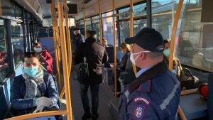 13 rregullat e protokollit të sigurisë për transportin publik