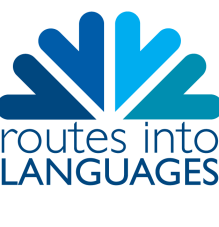 Routes into Languages logo