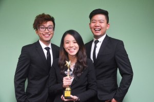 CPA Autralia KPMG competition winners HELP University