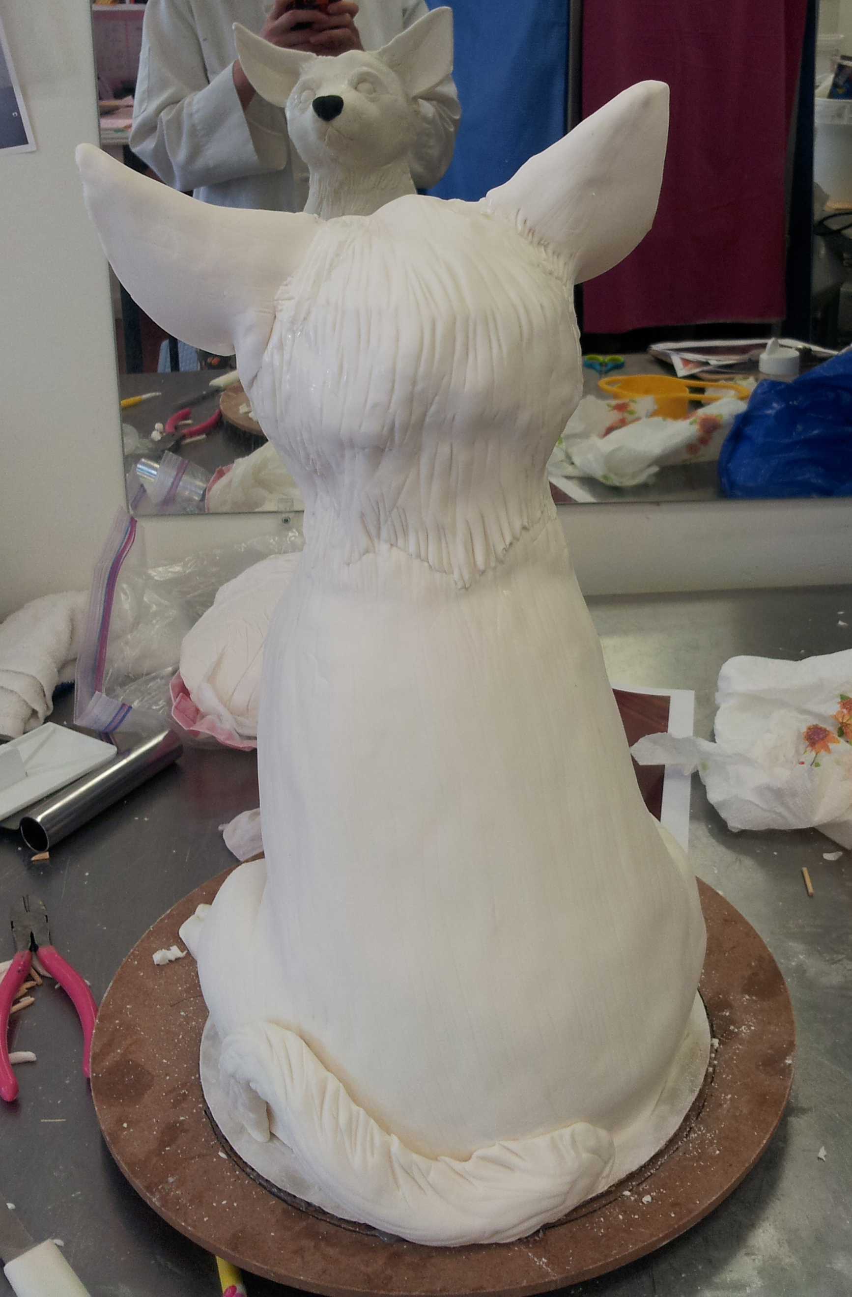 A Short Introduction To Sculpted Cakes Pink Cake Box University
