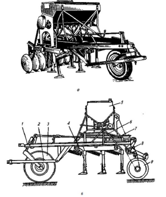 Сеялка-культиватор СЗС-2,1